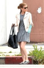 KATE MARA Out Shopping in Los Angeles 04/2102015