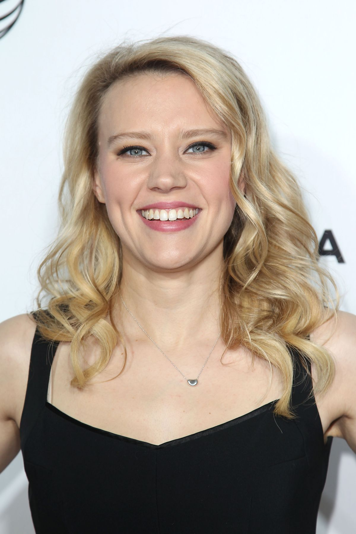 KATE MCKINNON at Live from New York! Premiere at 2015 Tribeca Film Festival in New York