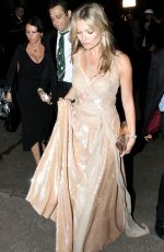 KATE MOSS at 5th Annual Amfar Inspiration Gala in Sao Paulo