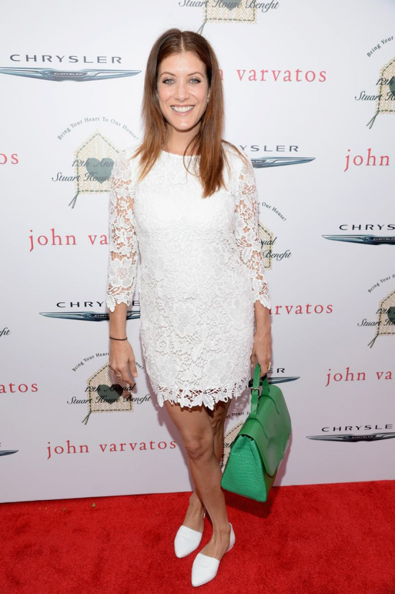 KATE WALSH at John Varvatos at 2015 Stuart House Benefit in Los Angeles