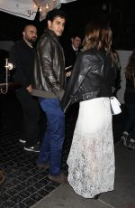 KATHARINE MCPHEE Leaves Chateau Marmont in West Hollywood