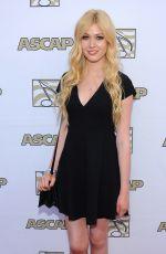 KATHERINE MCNAMARA at 2015 Ascap Pop Music Awards in Los Angeles