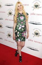 KATHERINE MCNAMARA at John Varvatos at 2015 Stuart House Benefit in Los Angeles