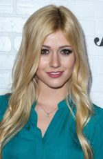 KATHERINE MCNAMARA at Justfab Ready-to-wear Launch Party in West Hollywood