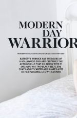 KATHERYN WINNICK in Da Man Magazine, April/May 2015 Issue