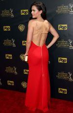 KATIE LEE at 2015 Daytime Emmy Awards in Burbank