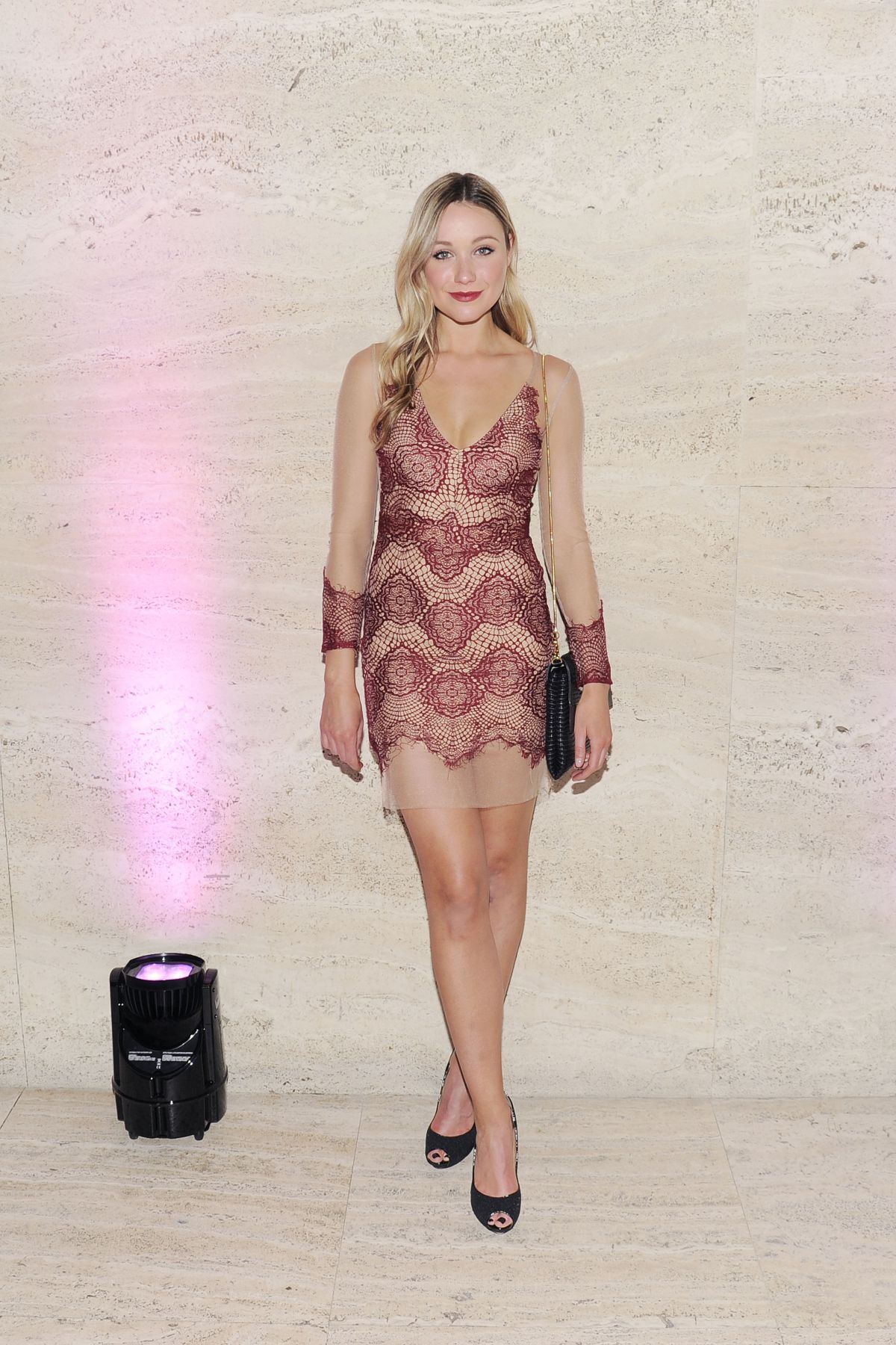 KATRINA BOWDEN at The Hollywood Reporters 35 Most Powerful People in Meadia 2015 in New York
