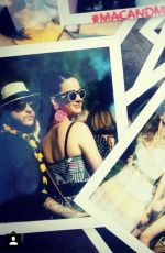 KATY PERRY at Coachella Music Festival, Day 1