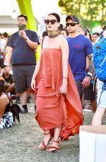 KATY PERRY at Coachella Music Festival in Indio