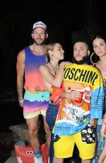 KATY PERRY at Jeremy Scott and Moschino