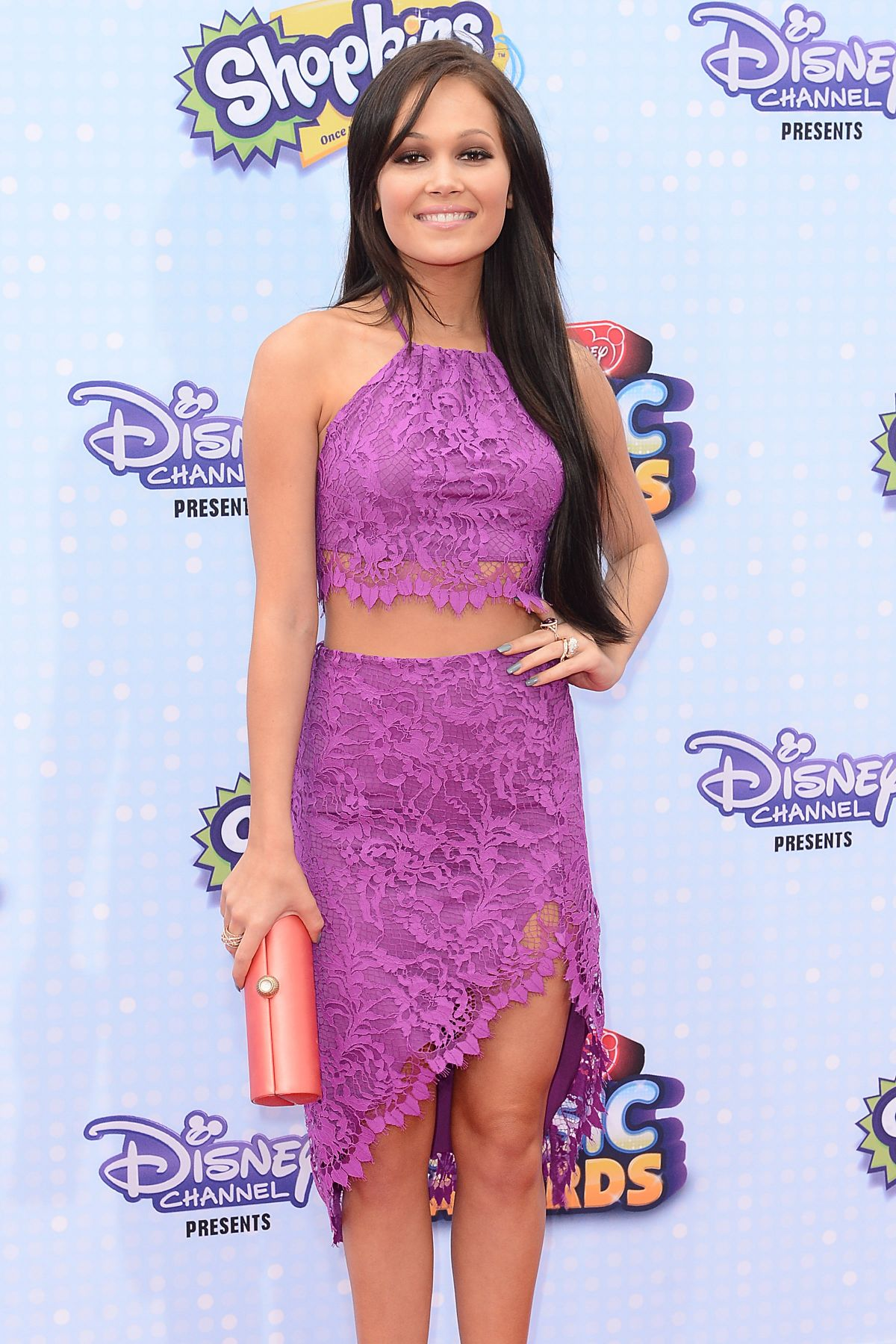KELLI BERGLUND at 2015 Radio Disney Music Awards in Los Angeles