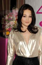 KELLI BERGLUND at Justfab Ready-to-wear Launch Party in West Hollywood