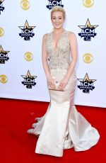 KELLIE PCIKLER at Academy of Country Music Awards 2015 in Arlington