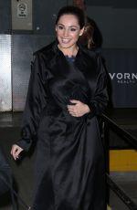 KELLY BROOK leaves Her Hotel in New York 04/16/2015