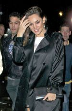 KELLY BROOK Night Out in London