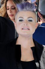 KELLY OSBOURNE at 2015 MTV Movie Awards in Los Angeles