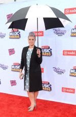 KELLY OSBOURNE at 2015 Radio Disney Music Awards in Los Angeles