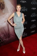 KELLY RUTHERFORD at The Age of Adaline Premiere in New York