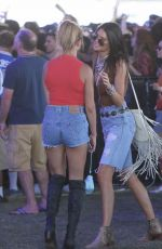 KENDALL JENNER at Coachella Music Festival, Day 1