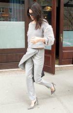 KENDALL JENNER Leaves Her Hotel in New York