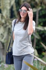 KENDALL JENNER Out and About in Los Angeles 04/22/2015