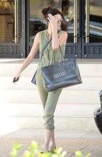 KENDALL JENNER Out and About in New York 04/20/2015