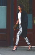 KENDALL JENNER Out and About in New York