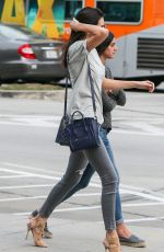 KENDALL JENNER Out Shopping in Beverly Hills 04/22/2015