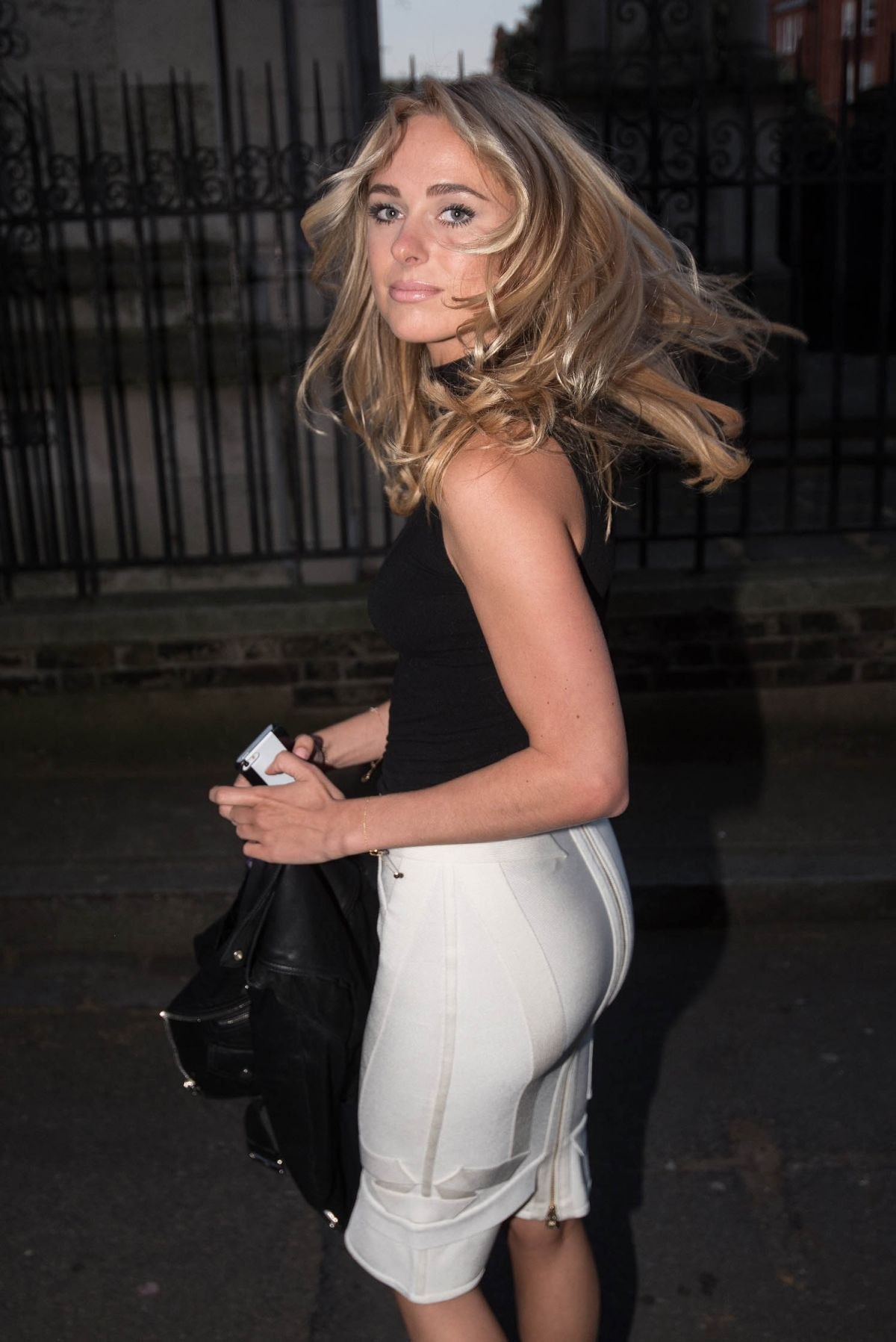 KIMBERLEY GARNER at Oasis and The Victoria & Albert Museum Collaboration Launch