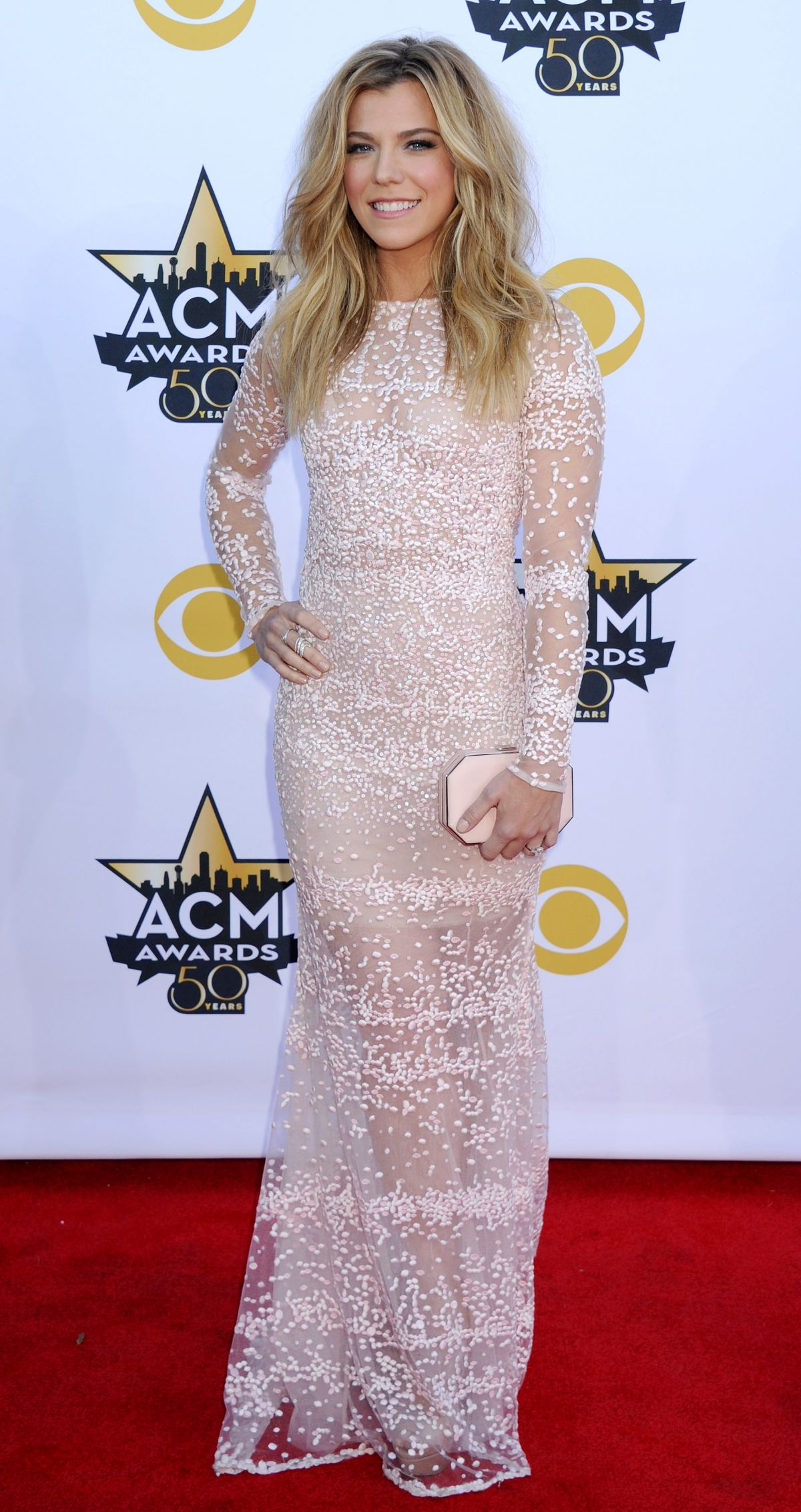KIMBERLY PERRY at Academy of Country Music Awards 2015 in Arlington