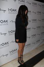 KOURTNEY KARDASHIAN Celebrates Her 36th Birthday at 1oak Nightclub Las Vegas