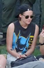 KRISTEN STEWART at Coachella Music Festival in Indio 04/19/2015