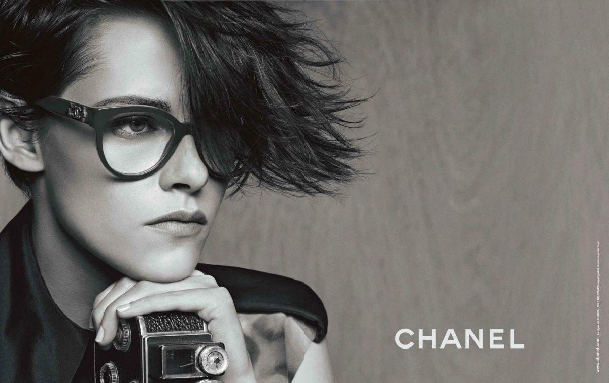 KRISTEN STEWART - Chanel Eyewear Promos