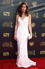 KRISTIAN ALFONSO at 2015 Daytime Emmy Awards in Burbank