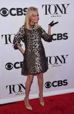 KRISTIN CHENOWETH at Tony Awards Meet the Nominees Press Reception in New York