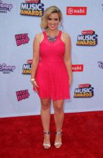 KRISTIN COLEMAN at 2015 Radio Disney Music Awards in Los Angeles