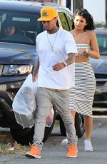KYLIE JENNER Out and About in Hollywood