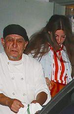 LANA DEL REY Leaves Giorgio Baldi Restaurant in Santa Monica