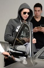 LAURA PREPON Out and About in Beverly Hills