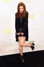LENA MEYER-LANDRUT at H&M Store Opening in Munich