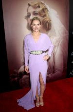 LINDSEY VONN at The Age of Adaline Premiere in New York