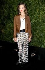 LINDSEY WIXSON at Chanel Dinner at Tribeca Film Festival in New York