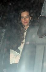 LIV TYLER Night Out in London 04/23/2015