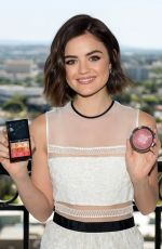 LUCY HALE at Mark. Spring Beauty & Fashion Collection Launch in West Hollywood
