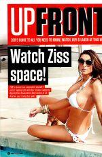 LUISA ZISSMAN - Upfront-Zoo Magazine, April 3rd 2015 Issue