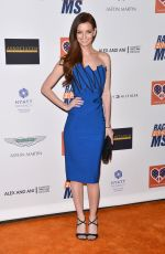 LYDIA HEARST at 2015 Race to Erase MS Event in Century City