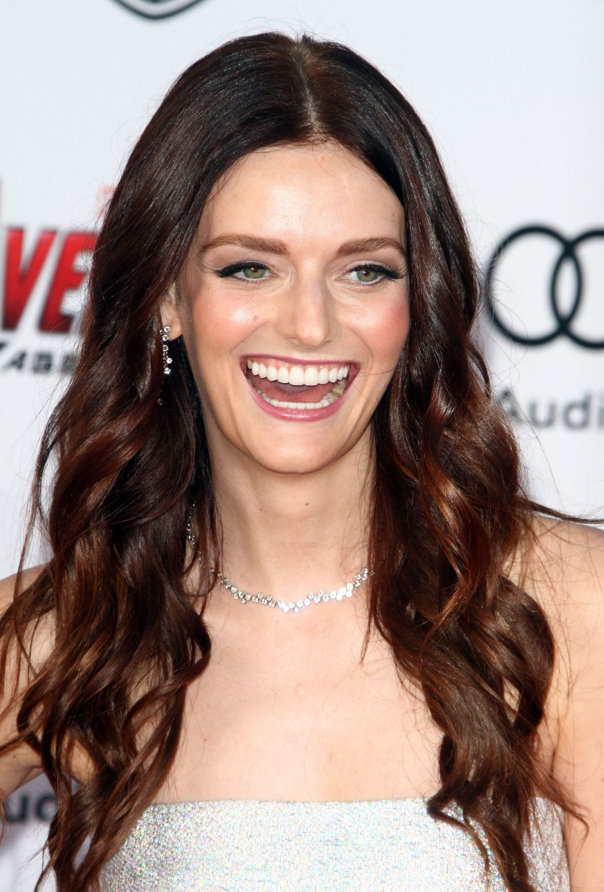 Lydia Hearst Avengers Age Ultron Premiere Hollywood Demi Lovato