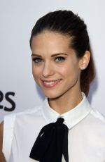 LYNDSY FONSECA at Adult Beginners Premiere in Hollywood