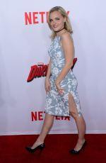 MADELINE BREWER at Daredevil Premiere in Los Angeles