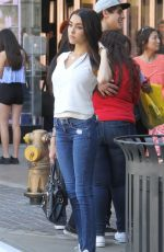MADISON BEER Out and About in Los Angeles